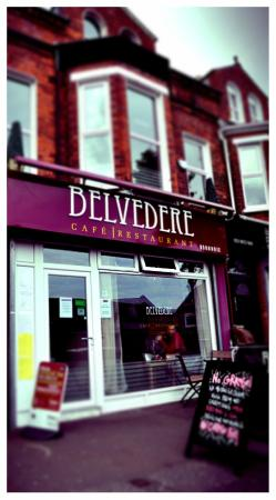 Belvedere Cafe|Restaurant