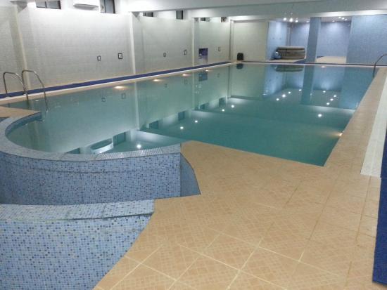 Hisar, Índia: swimming pool
