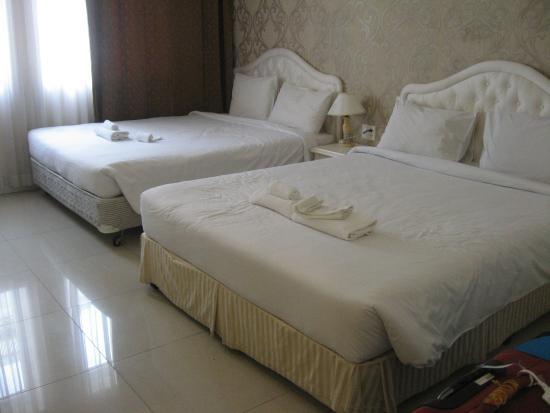 Bizu Boutique Hotel Phu My Hung: chambre