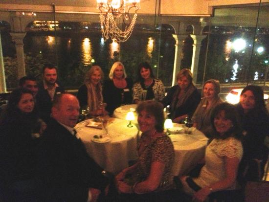 Reserve Restaurant Milton : Group photo