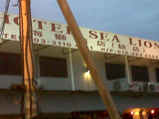 Sea Lion Hotel