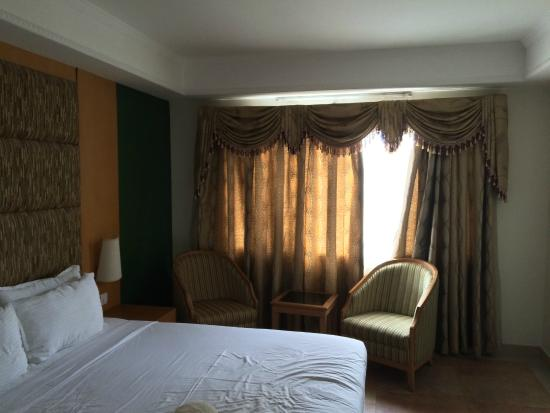The Classik Fort Hotel: Room
