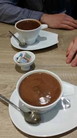Le bocage: Suprême de chocolat