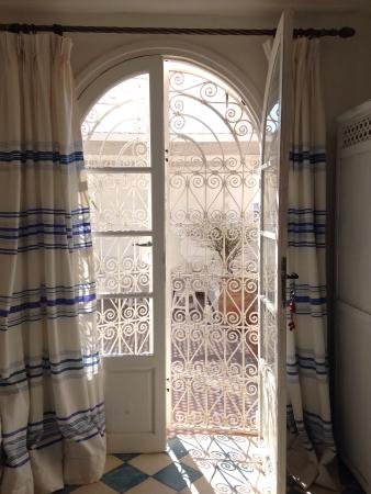 Riad Senso : Room with a view