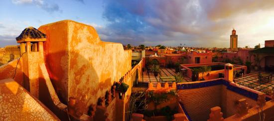 Riad & Spa Esprit du Maroc: Au top