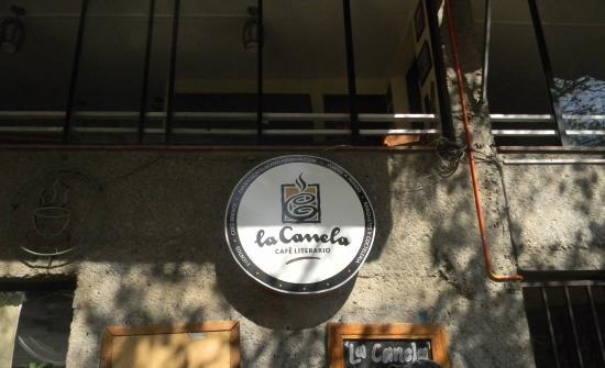 Cafe Literario La canela
