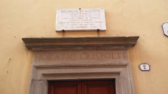Bettona, Italia: Palazzo Baglioni