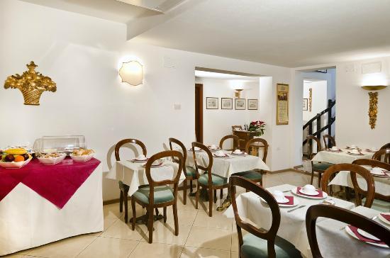 Hotel Giardinetto: sala colazioni
