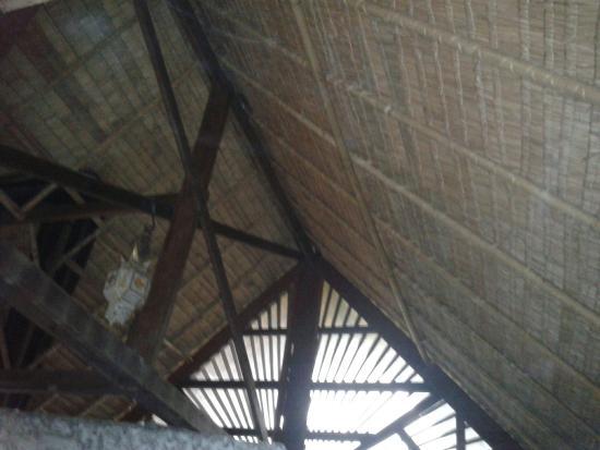Naga Hill Resort : Tetto