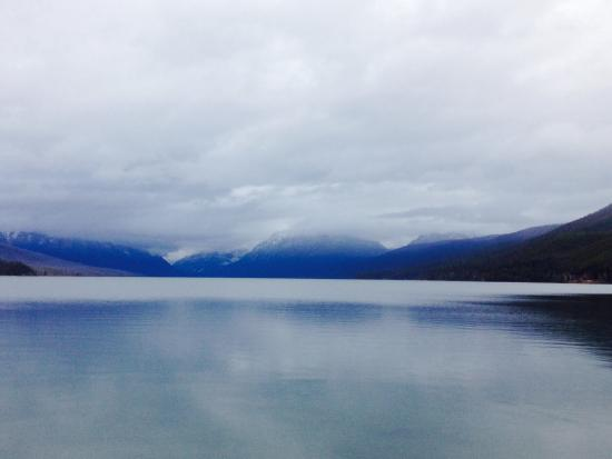 Glacier Adventure Guides - Day Tours: Lake McDonald early morning