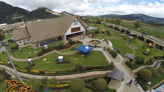 Sopó, Colombia: La Cabaña de Alpina