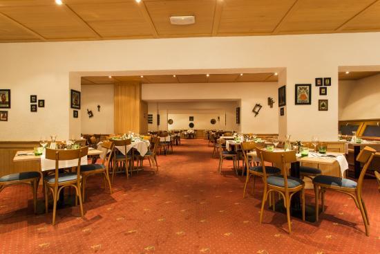 هوتل لومان شامل جميع الخدمات: Restaurant