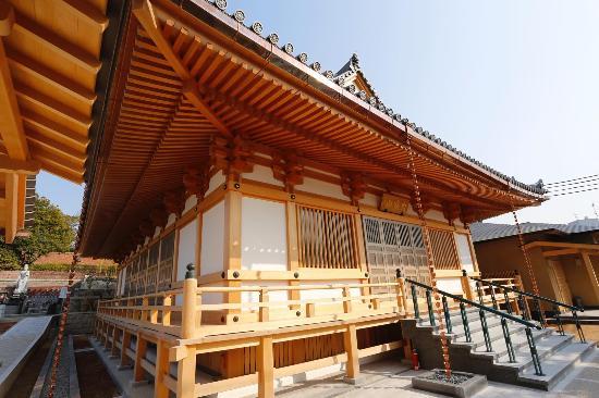 Jodoshianyoji Temple