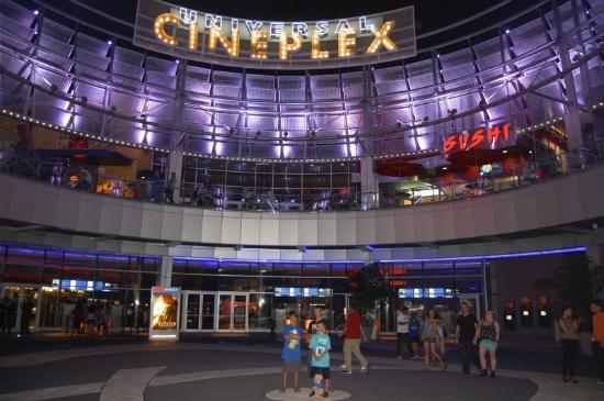 Cineplex Orlando Picture Of Amc Theatre At Universal Orlando