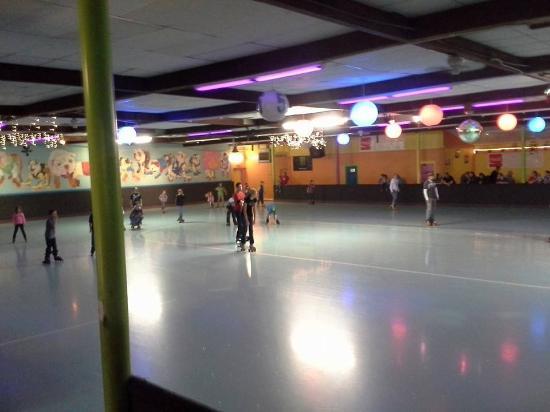 Big Rapids Roller Rink