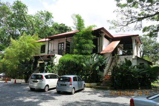 Basaga Holiday Residences: Entree