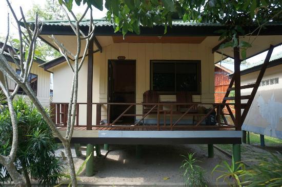 Koh Phangan Dreamland Resort: Наш домик