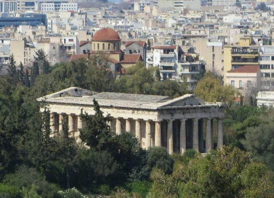 Ancient Agora of Athens: Tempio di Efesto