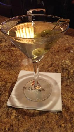 P.F. Chang's: Dirty Martini @ P.F. Changs, 1190 Farrow Pkwy, Myrtle Beach, SC