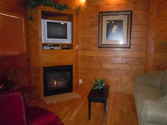 "New River Trail Cabins: Cabin 315 ""Creek Song"""