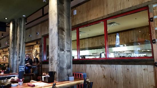 Interior picture of twin peaks restaurants fort worth - Interior design firms fort worth tx ...