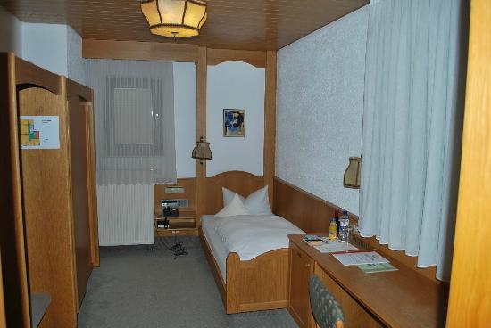 Hotel Krone: Single room