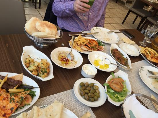 Mediterranean Food Near National Zoo