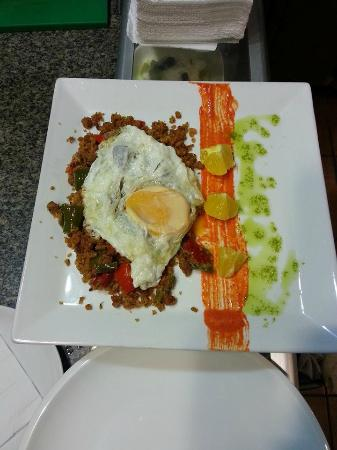 Vegetarian El Calafate Photo