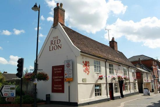 ‪The Red Lion Woodbridge‬
