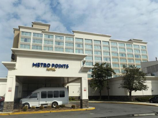 Metro Points Hotel - Washington North: Main entrance