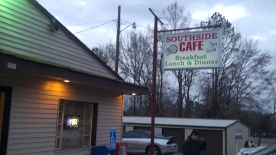 Southside Cafe: Good food
