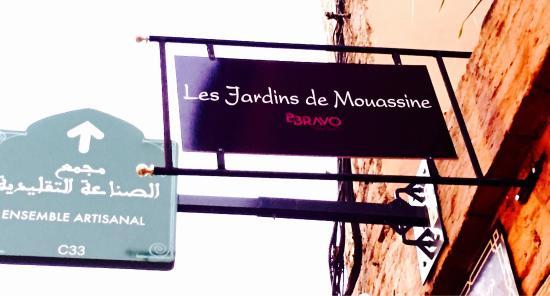 Les Jardins de Mouassine: Bab El ksur