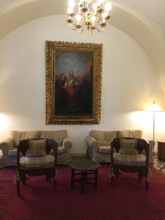 Austrian Hospice : Lounge
