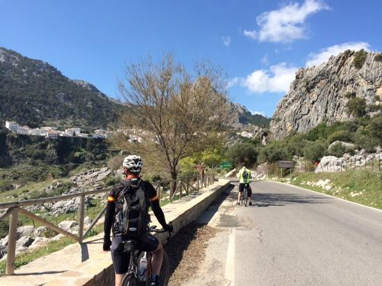 Andalucian Cycling Experience Day Trips: Riding into Grazelema