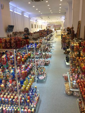 Souvenir boutique Bazar