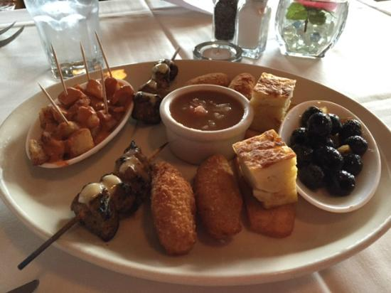 Pepe's Turnagain House: Tapas for Two appetizer