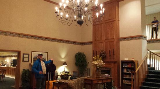 Country Inn & Suites By Carlson, Lancaster (Amish Country): Lobby