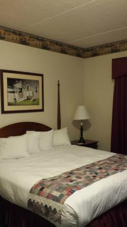 Country Inn & Suites by Radisson, Lancaster (Amish Country), PA : Bedroom