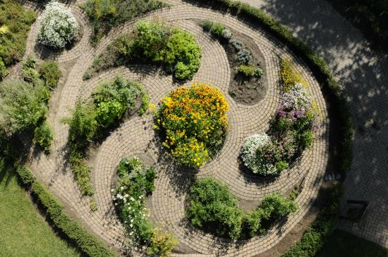 University of Alberta Botanic Garden: The Herb Garden, Devonian Botanic Garden, near Edmonton, Alberta