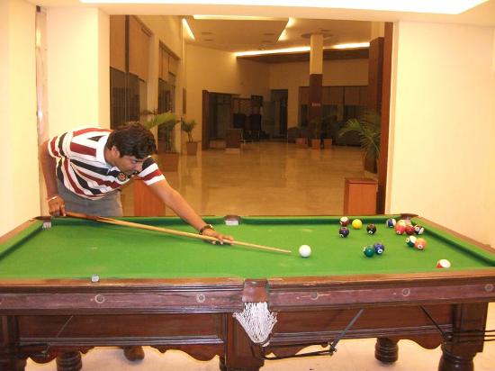 Hans Resorts : Billiards Point