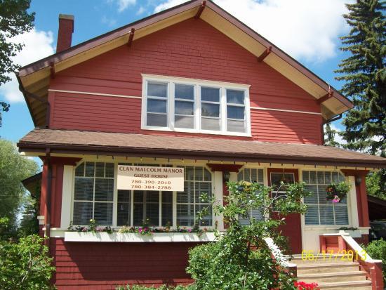 Killam, Канада: Grand 1917 Heritage House