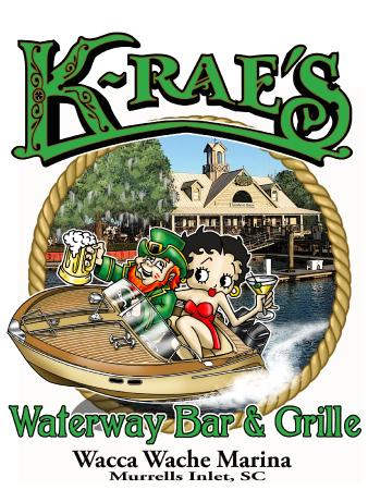 Welcome to K-Rae's Waterway Bar & Grille