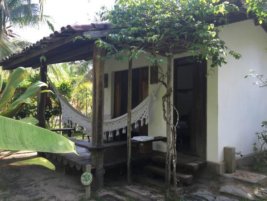 Pousada da Amendoeira: Bangalô Flor de São Miguel