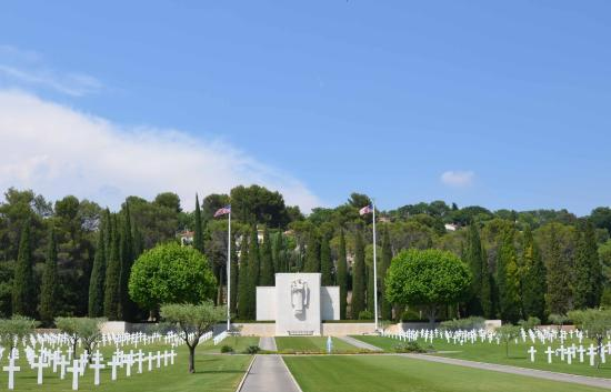 ‪Rhone American Cemetery and Memorial‬