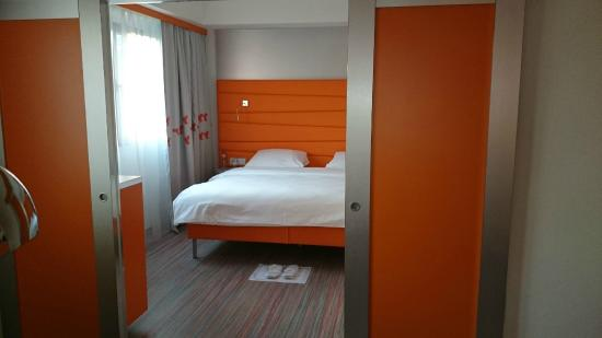 Hotel Continental: Bedroom