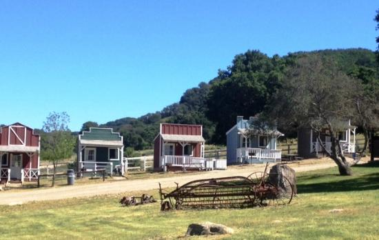 Rancho Oso RV U0026 Camping Resort: Cabins