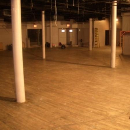 Vinyl: The dance floor