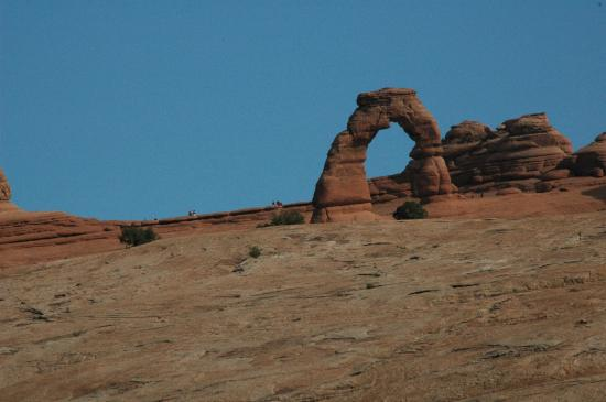 ‪Upper Delicate Arch Viewpoint‬