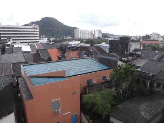 Sinthavee Hotel: View from my room