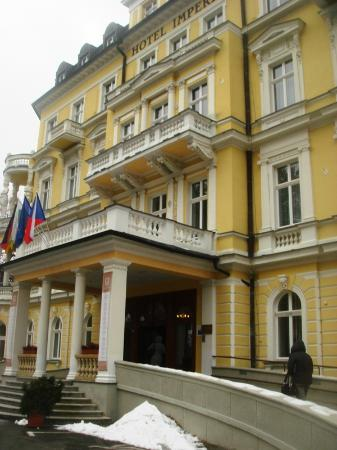 Imperial Spa & Kur Hotel: отель
